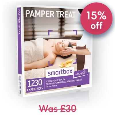 Smartbox Pamper Treat Gift Experience