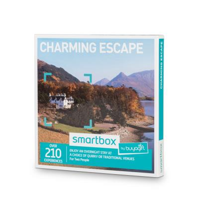 Smartbox Charming Escape Gift Experience