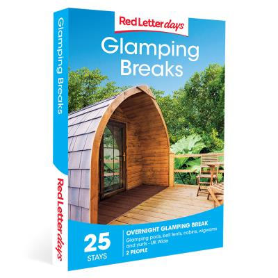 Glamping Breaks Gift Experience