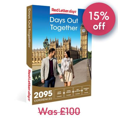 Days Out Together Gift Experience