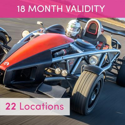 Ariel Atom Driving Thrill Gift Experience