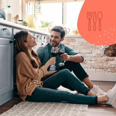 £20 Foodie At-Home Date Night