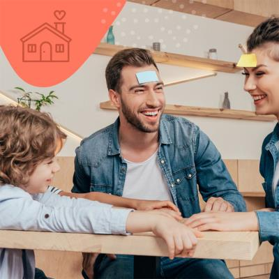 £20 At-Home Family Date Night