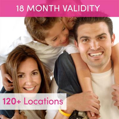 Family Portrait Gift Experience
