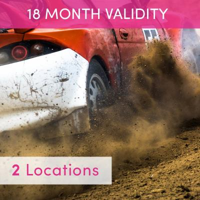 Rally Rush Driving Experience