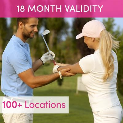 First Golf Lesson Gift Experience