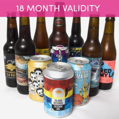 Three Month Beer52 Subscription for One