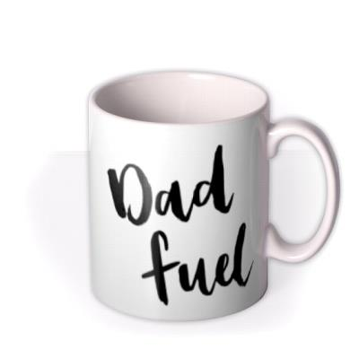 Dad - Fuel - Typographic