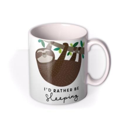 Mug - Sleep - Sleeping - Sloth