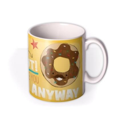 Such a Donut Personalised Mug