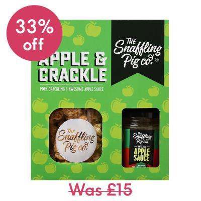Apple & Crackle Gift Set (290g)