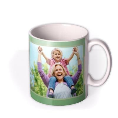 Bright Retro Letters Love You Nan Personalised Mug