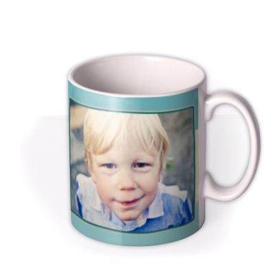 Bright Retro Letters Love You Dad Custom Mug