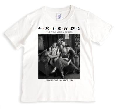 Friends TV - T-SHIRT - Number One fan Since 1994
