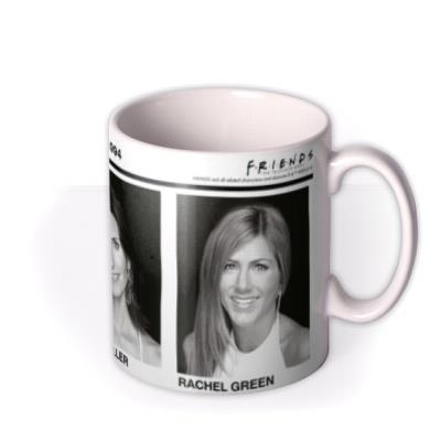 Friends TV Class Of 1994 Optional Photo Upload Mug