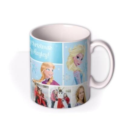 Disney Frozen Photo Upload Mug