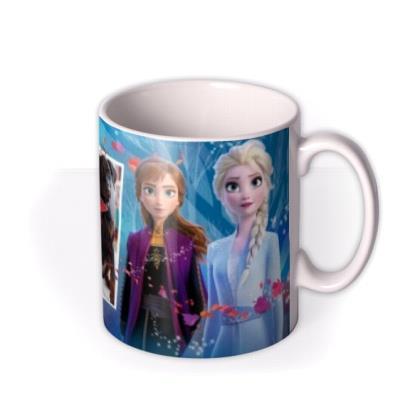 Disney Frozen 2 Anna and Elsa Photo upload Mug