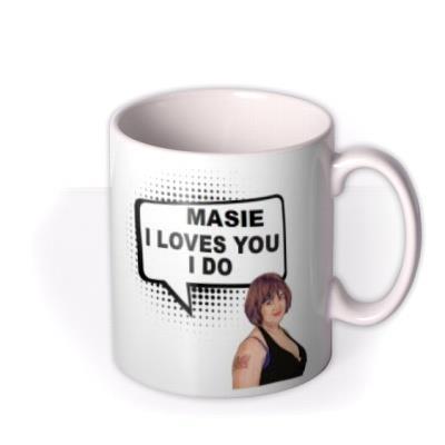 I Loves You I Do Funny Spoof Mug