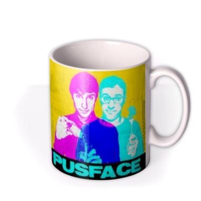 Friday Night Dinner Pusface Mug