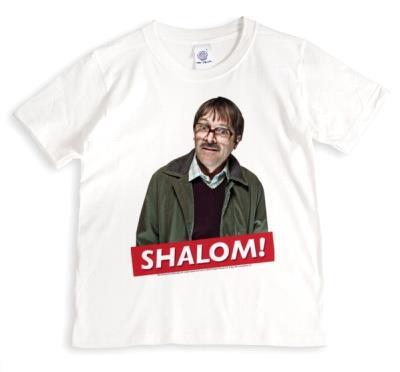 Friday Night Dinner Jim Shalom Funny Tshirt