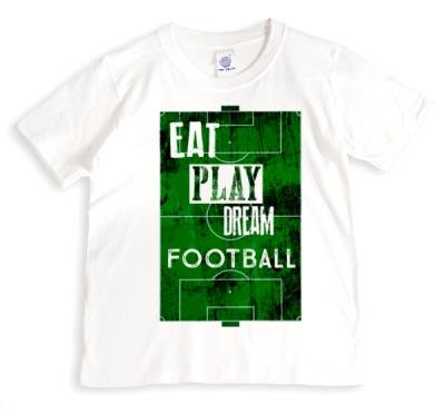 Football Eat Play Dream T-shirt