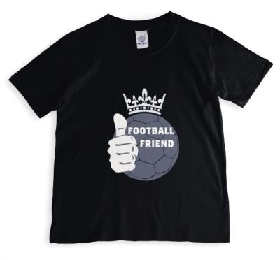 Football Friend Crown T-shirt