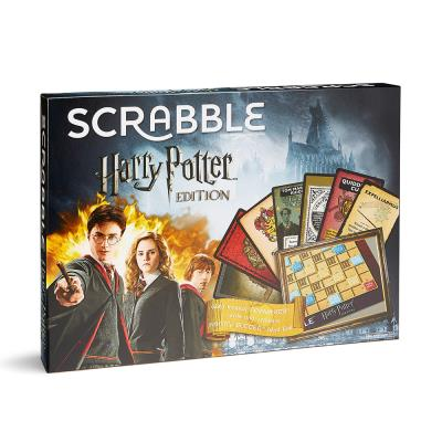 Harry Potter Edition Scrabble