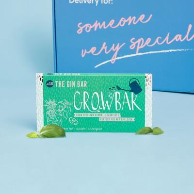 Letterbox Gin Growbar
