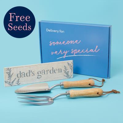 Letterbox Dad's Garden Gift Set