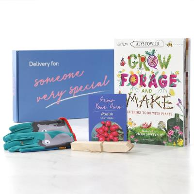 Letterbox Little Growers Gloves Gift Set