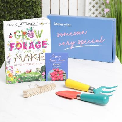 Letterbox Little Growers Tools Gift Set