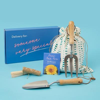 The Letterbox Essential Gardening Kit