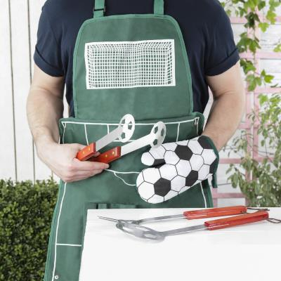 Football Lovers BBQ Kit