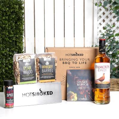 Dad's Whisky & BBQ Smoker Starting Kit