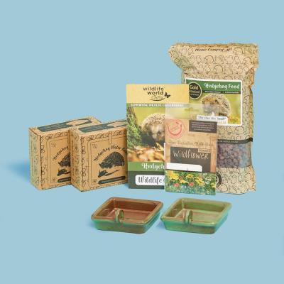 Love of Hedgehogs Gift Set