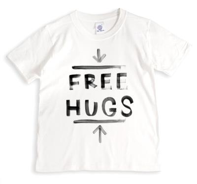 Free Hugs Kids T-Shirt