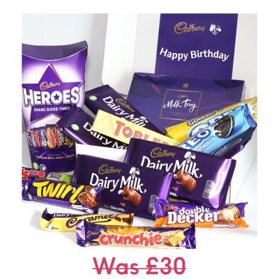 Cadbury Family Happy Birthday Hamper