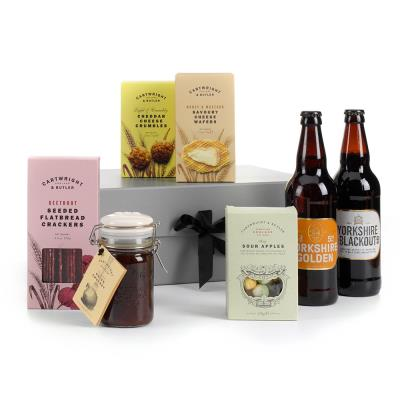 Cartwright & Butler Cheese and Beer Gift Box