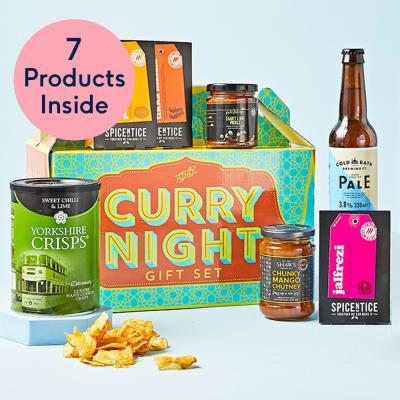 Curry Night Hamper