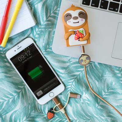 Stew Sloth USB Smartphone Powerbank Charger