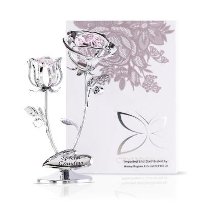 Swarovski Crystal 'Special Grandma' Ornament