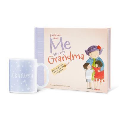 Me & My Grandma Book & Mug Gift Set