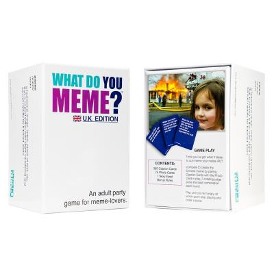 What do you Meme? UK Edition