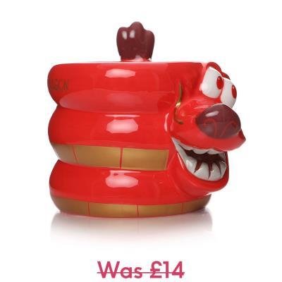 Disney Mulan Mushu Mug