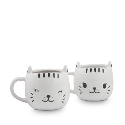 Cat Heat Change Mug