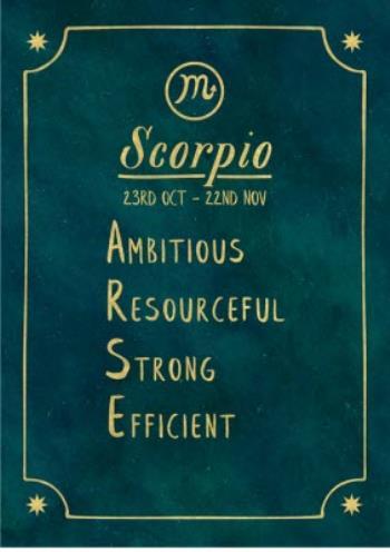 💐 How are scorpio man