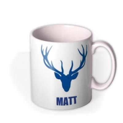 The Best Man Personalised Mug