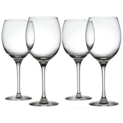 Alessi Mami XL Wine Glasses Set of 4