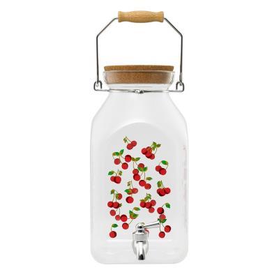Cath Kidston Cherry Drinks Dispenser
