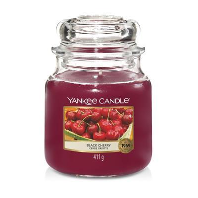 Yankee Candle Original Medium Jar Black Cherry